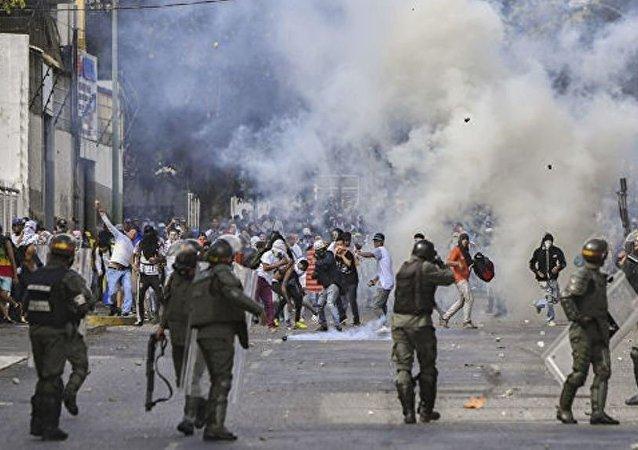 马杜罗:国际调停委内瑞拉事务的问题或会很快得到解决