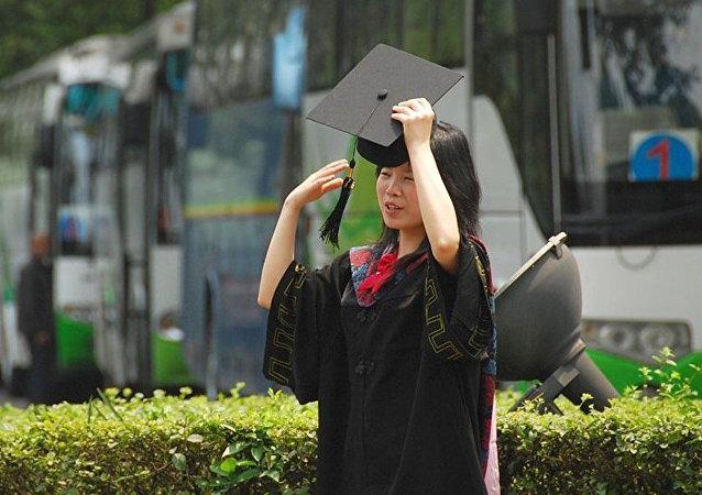深圳北理莫斯科大学首批25名硕士毕业
