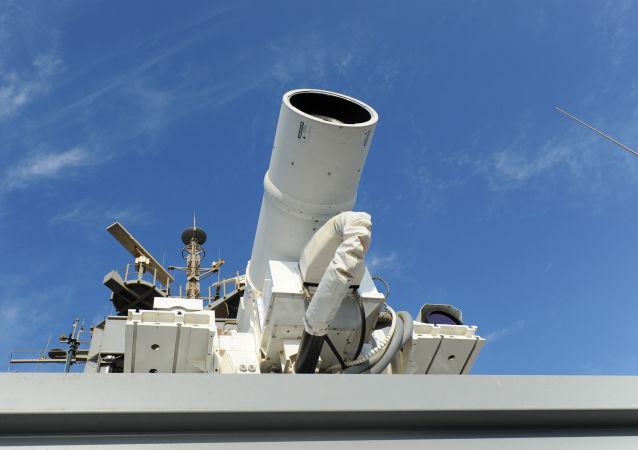 美国成功在太平洋海域使用激光武器击落无人机