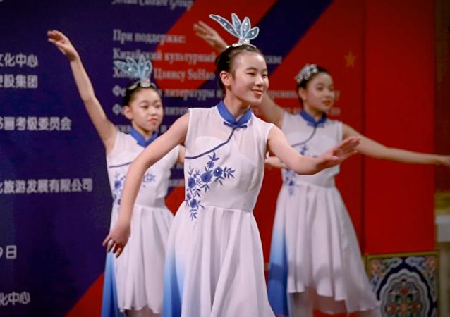 在中国文化中心迎新春