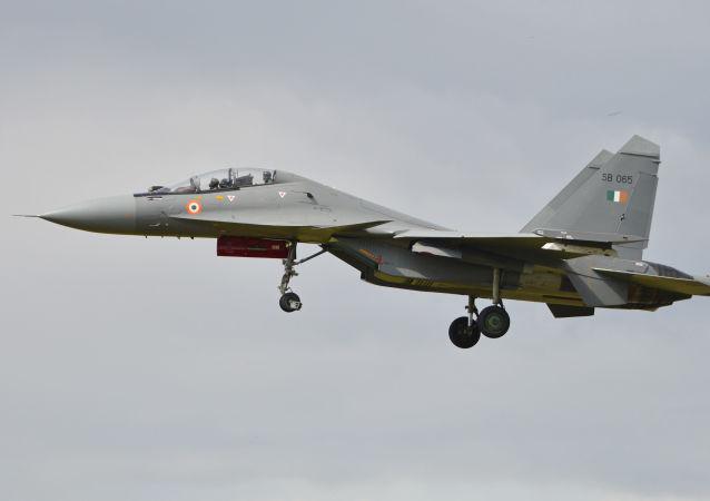 媒体:印度空军飞机在克什米尔坠毁 两名飞行员死亡