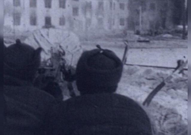 斯大林格勒战役胜利76周年