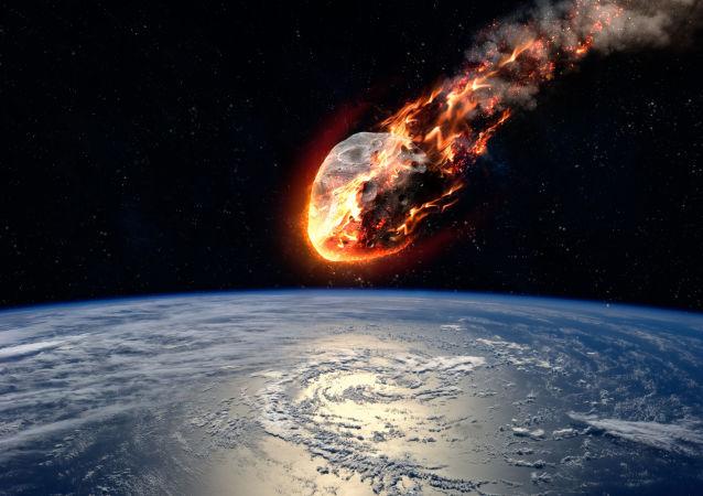 美国宇航局称有陨石在白令海上空爆炸 威力巨大