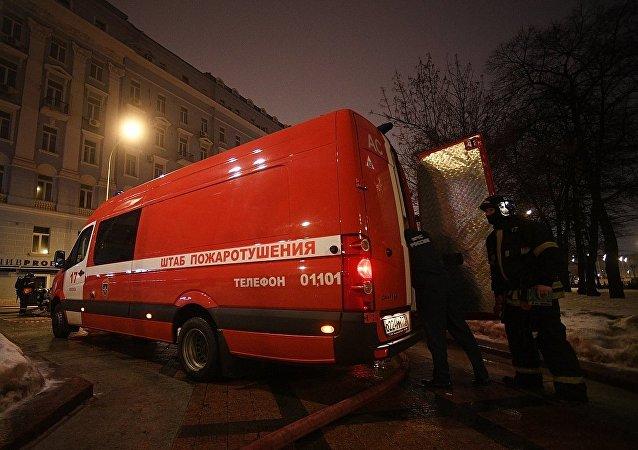 莫斯科 消防队