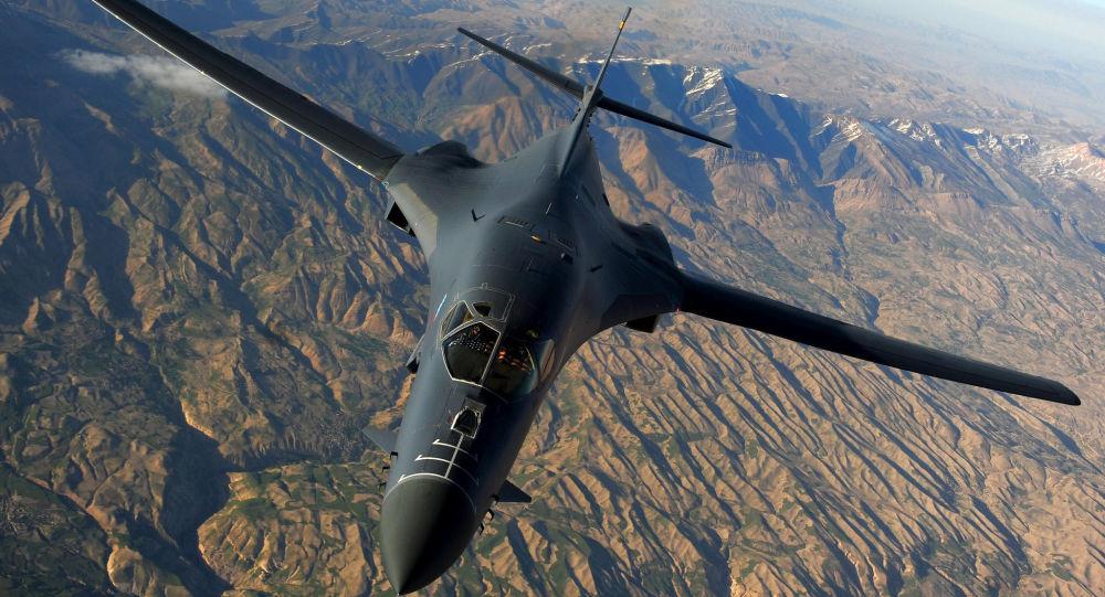 媒体:美军暂停B-1B轰炸机飞行进行技术检查
