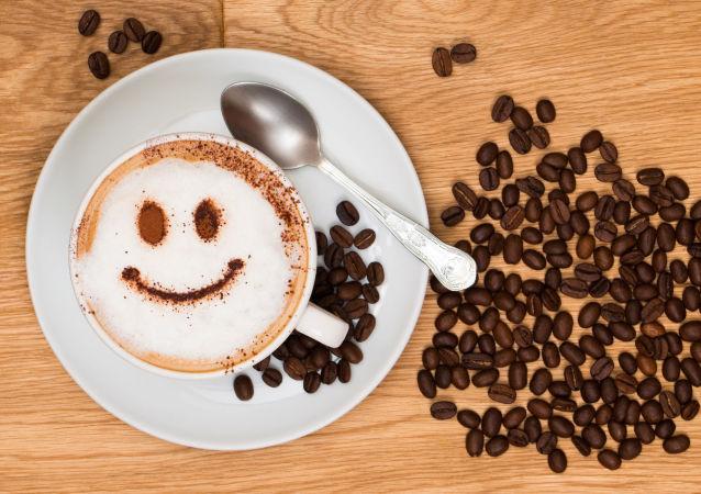 科学家称咖啡有助减肥