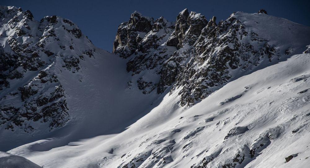 阿尔卑斯山冰川融化 专家:到2050年将只剩一半