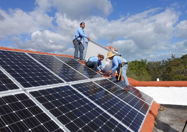 华为将用太阳能给以色列取暖