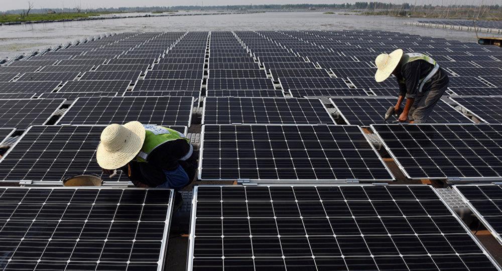 印度拒绝中国太阳能电池板但本国企业无法解决任务