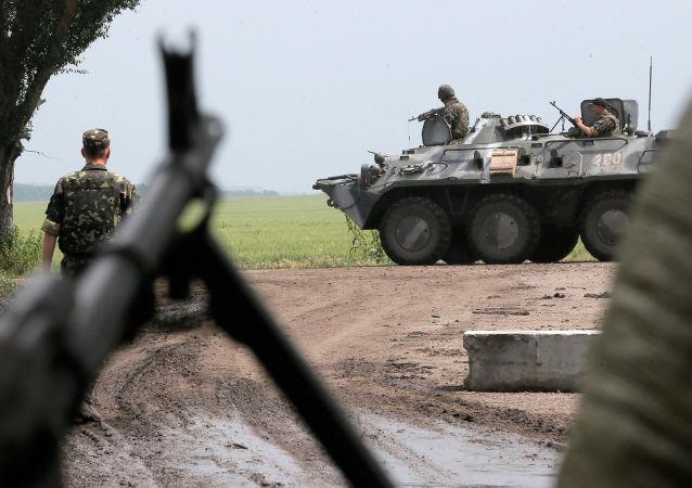 """联合国秘书长:支持通过""""诺曼底""""模式调解乌克兰冲突"""