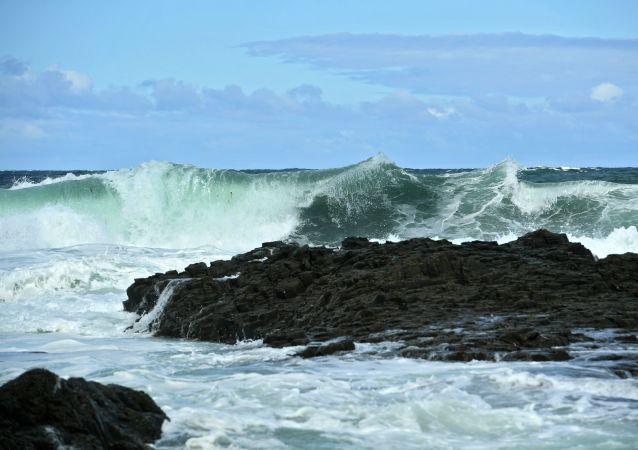 千岛群岛地震后的海啸浪高达50厘米 未造成破坏