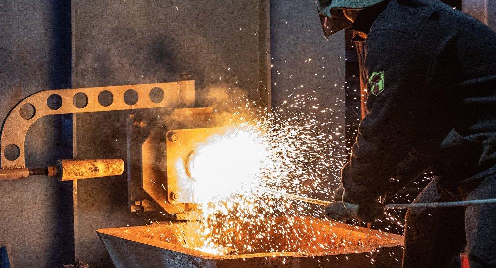 俄中科学家发明环保炼铁工艺