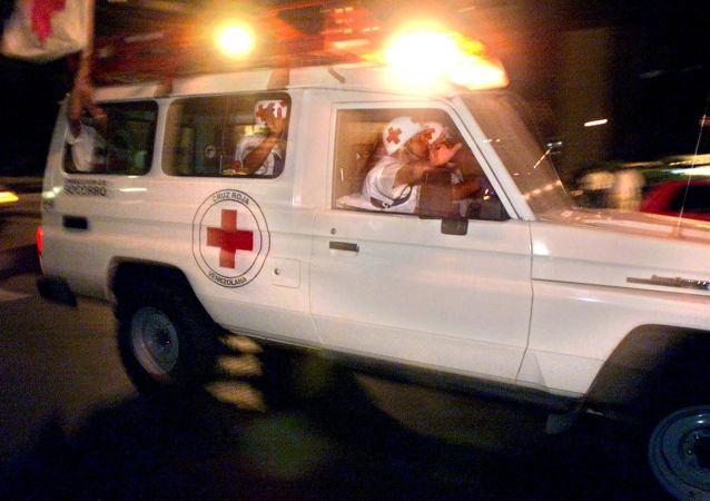 委内瑞拉救护车