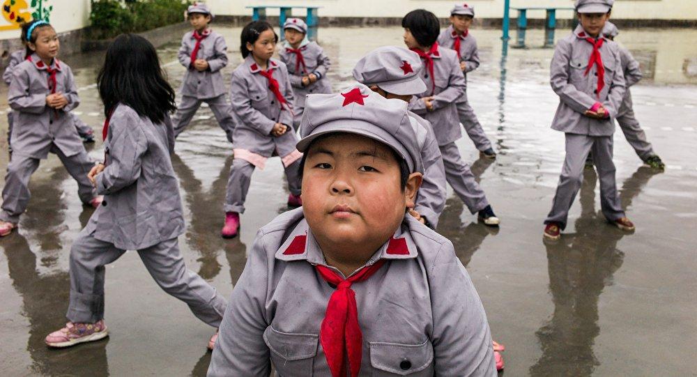 中国和印度肥胖儿童最多