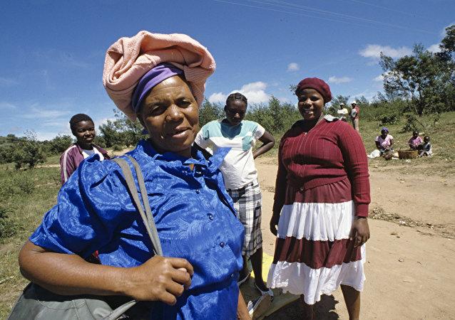 """肥胖的妇女将成乌干达的""""旅游景点"""""""
