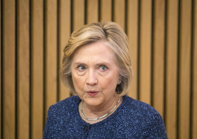 希拉里∙克林顿