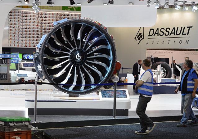 俄科学家发明用于航空燃气轮机的特殊合金