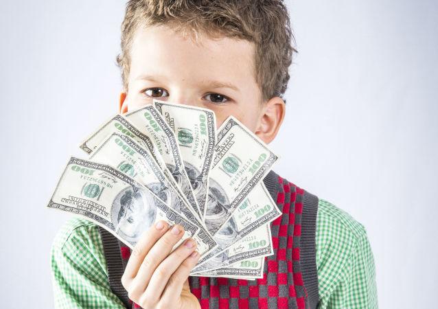 专家讲述如何教会孩子正确花钱