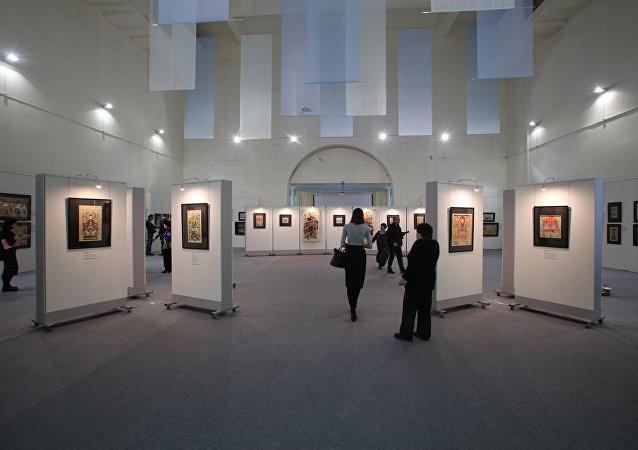 莫斯科9月将举办第四届中国工笔画节