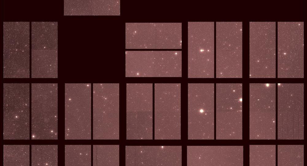美宇航局发布开普勒望远镜的最新照片