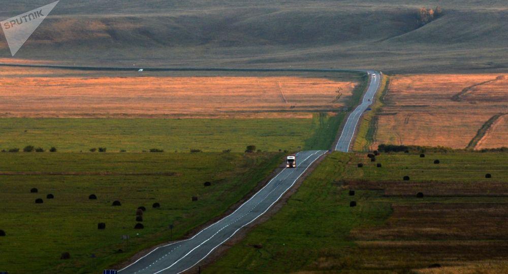 普京指示俄政府分析为欧洲—中国西部国际运输走廊选线问题