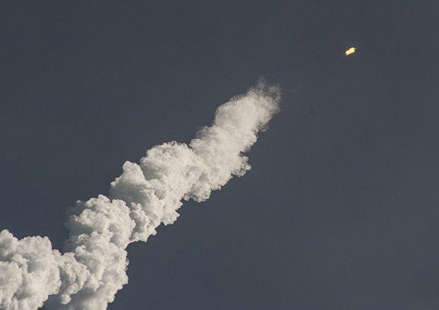 中国成功发射天绘二号01组卫星