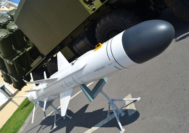 俄罗斯反舰导弹系统X-35