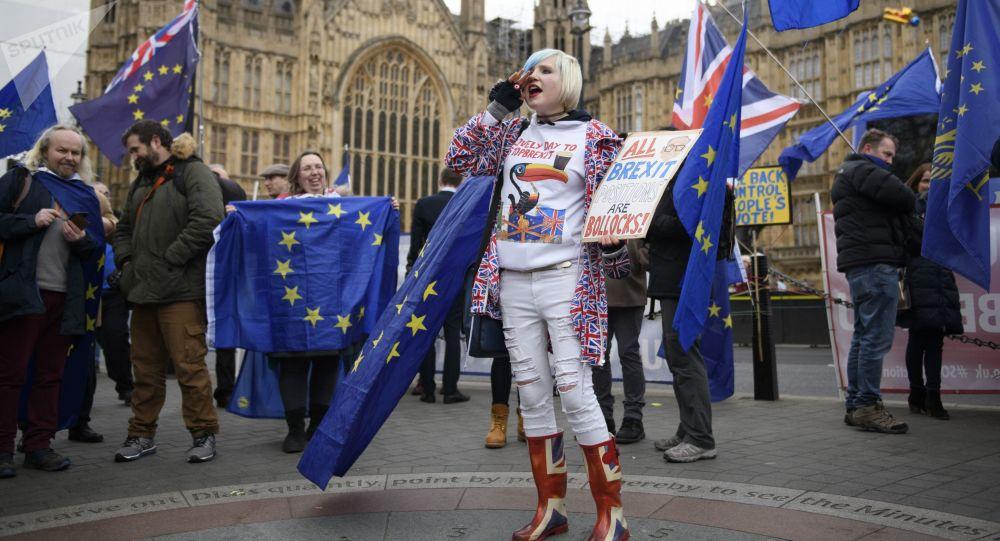 民调:过半英国人支持推迟英国脱欧
