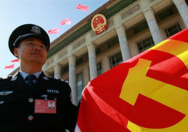 美国务卿:特朗普认为中国共产党构成威胁