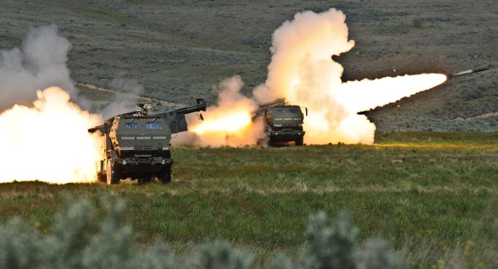 福布斯:美国在黑海附近发射火箭弹 向俄发信号