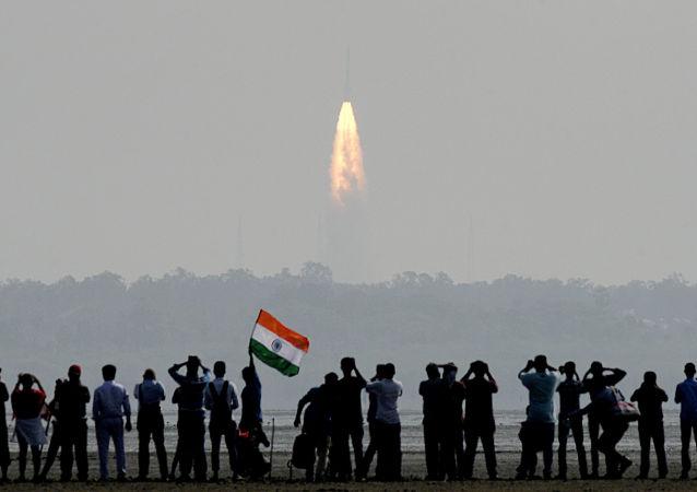 印度火箭 (资料图片)