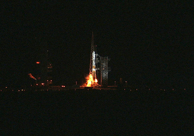 美国运载火箭(Delta IV Heavy)