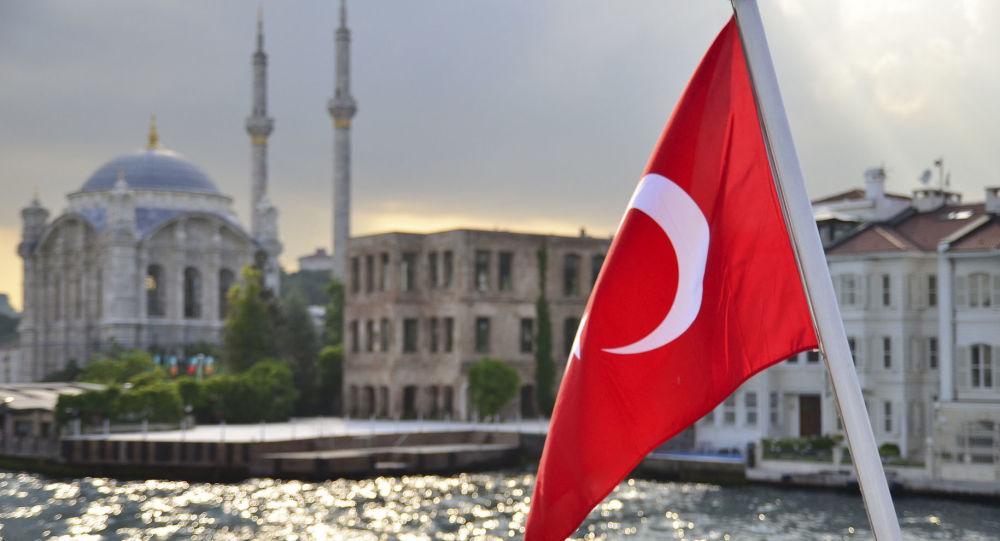 一架NF-5战机在土耳其中部坠毁
