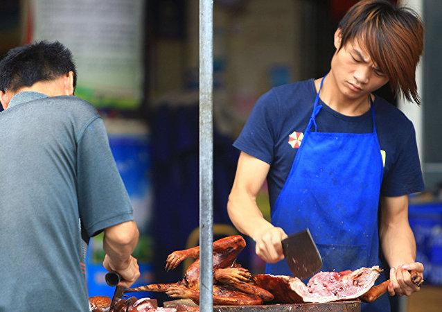 韩国吃狗肉的传统正在消失