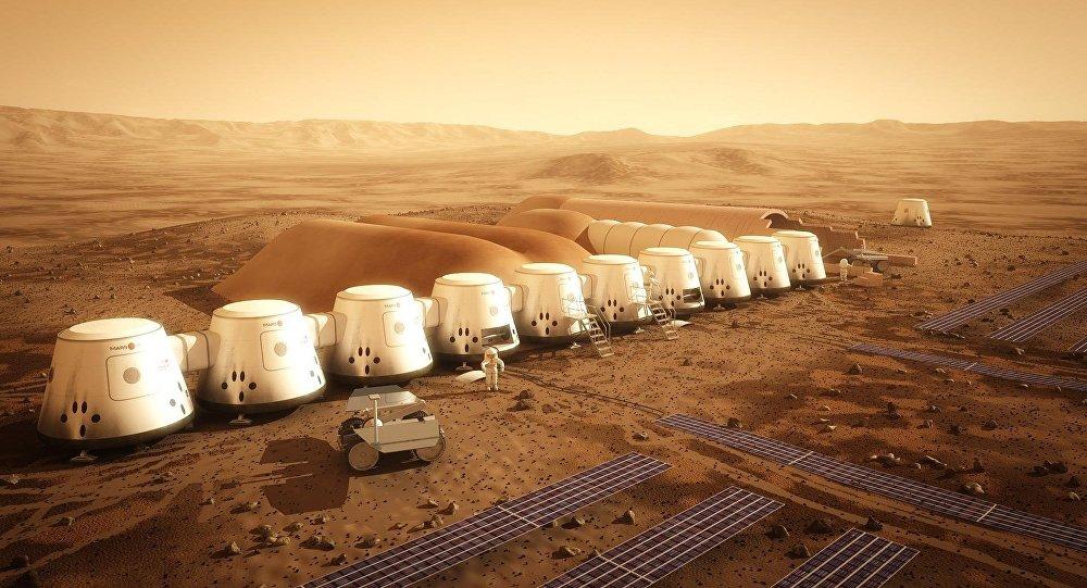 """移民火星的""""火星一号""""计划破产"""