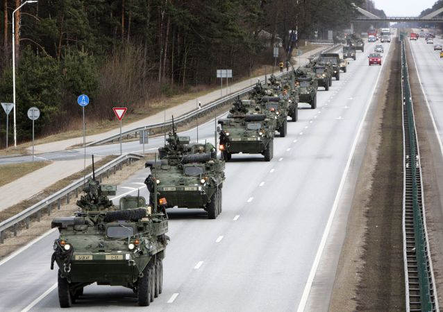 黑客侵入美国现代化史崔克装甲车系统