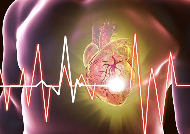 人不运动 心脏如猴