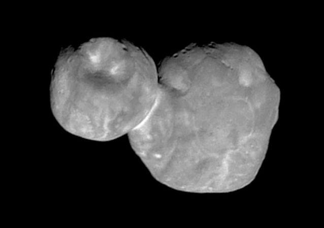 美航天局称小行星486958像姜饼屋