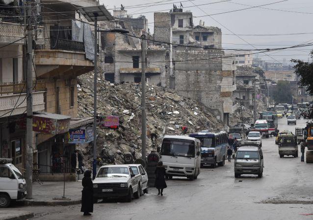 阿勒颇省公路