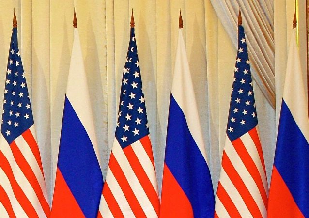 """俄常驻维也纳国际组织代表:美国几乎痴迷于""""俄罗斯干预选举""""的问题"""