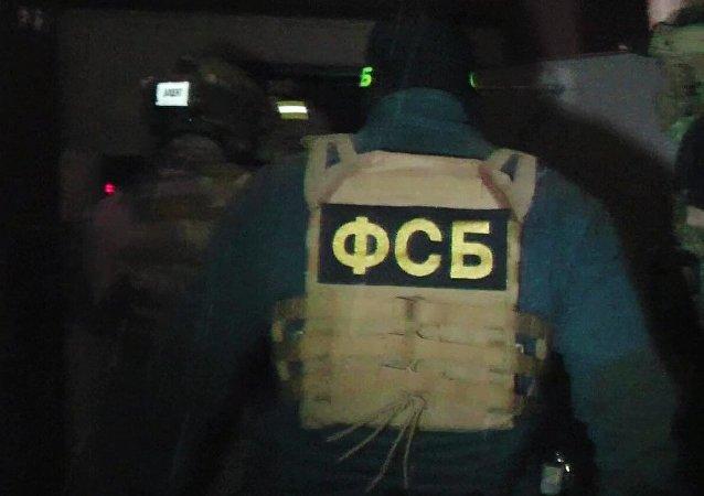 俄安全局在罗斯托夫州破获IS分支机构