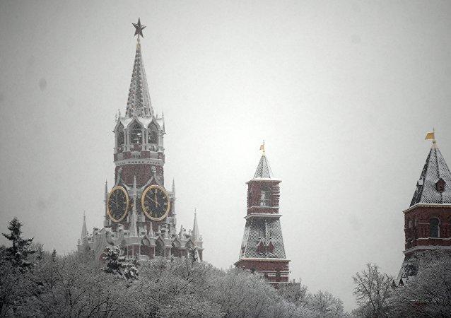 克宫:普京和卢卡申科或将在索契一起打冰球