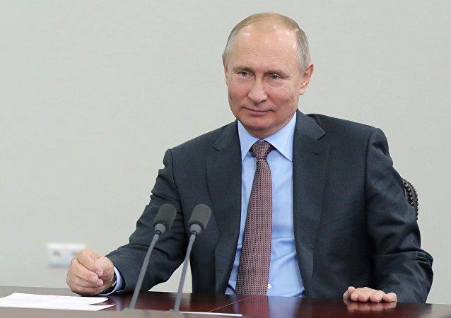 吉尔吉斯斯坦接待普京访问时将用新的国家礼仪м