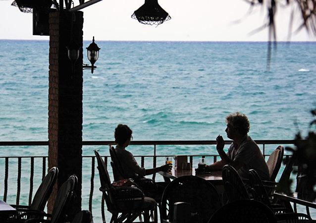 土内政部:土耳其的封锁将不适用于外国游客