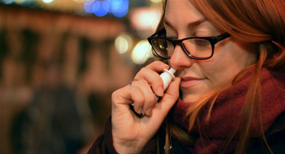 俄罗斯制造出可以滴入鼻内的冠状病毒疫苗