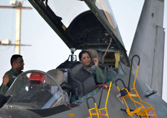 印度国防部长拉杰纳特·辛格