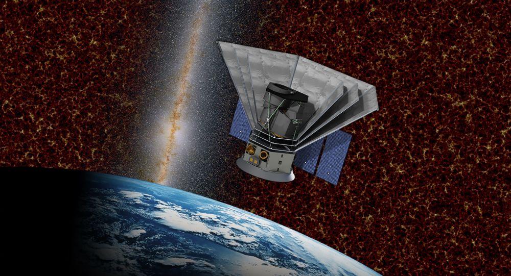 NASA与SpaceX签订合同发射SPHEREx望远镜
