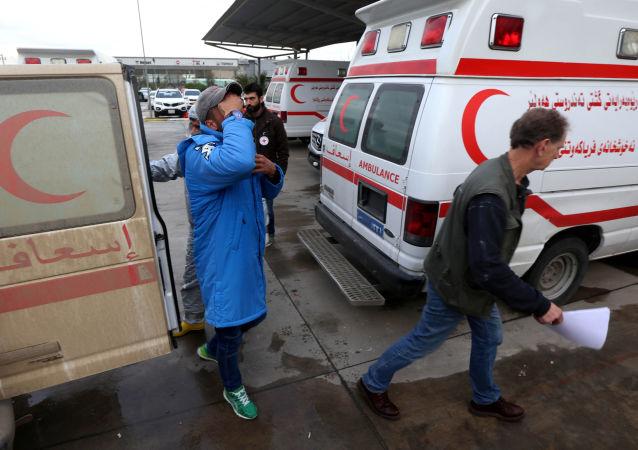 伊拉克救护车
