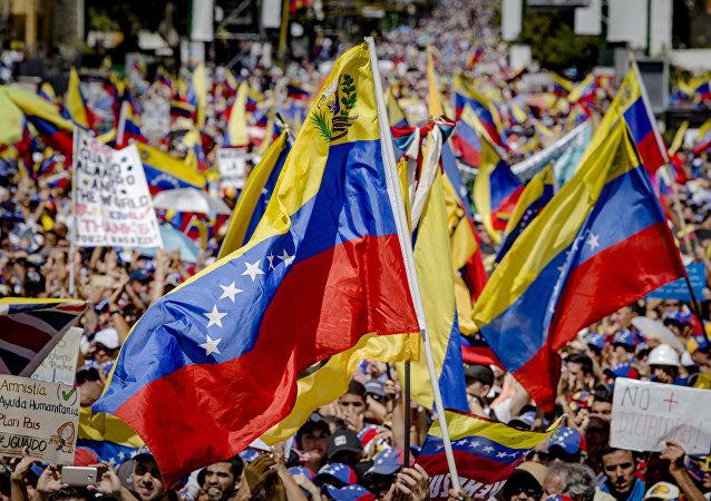 利马集团将研究请俄罗斯协助调解委内瑞拉危机问题