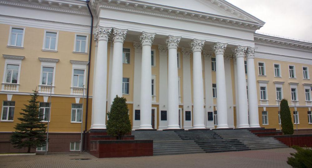白俄罗斯国防部